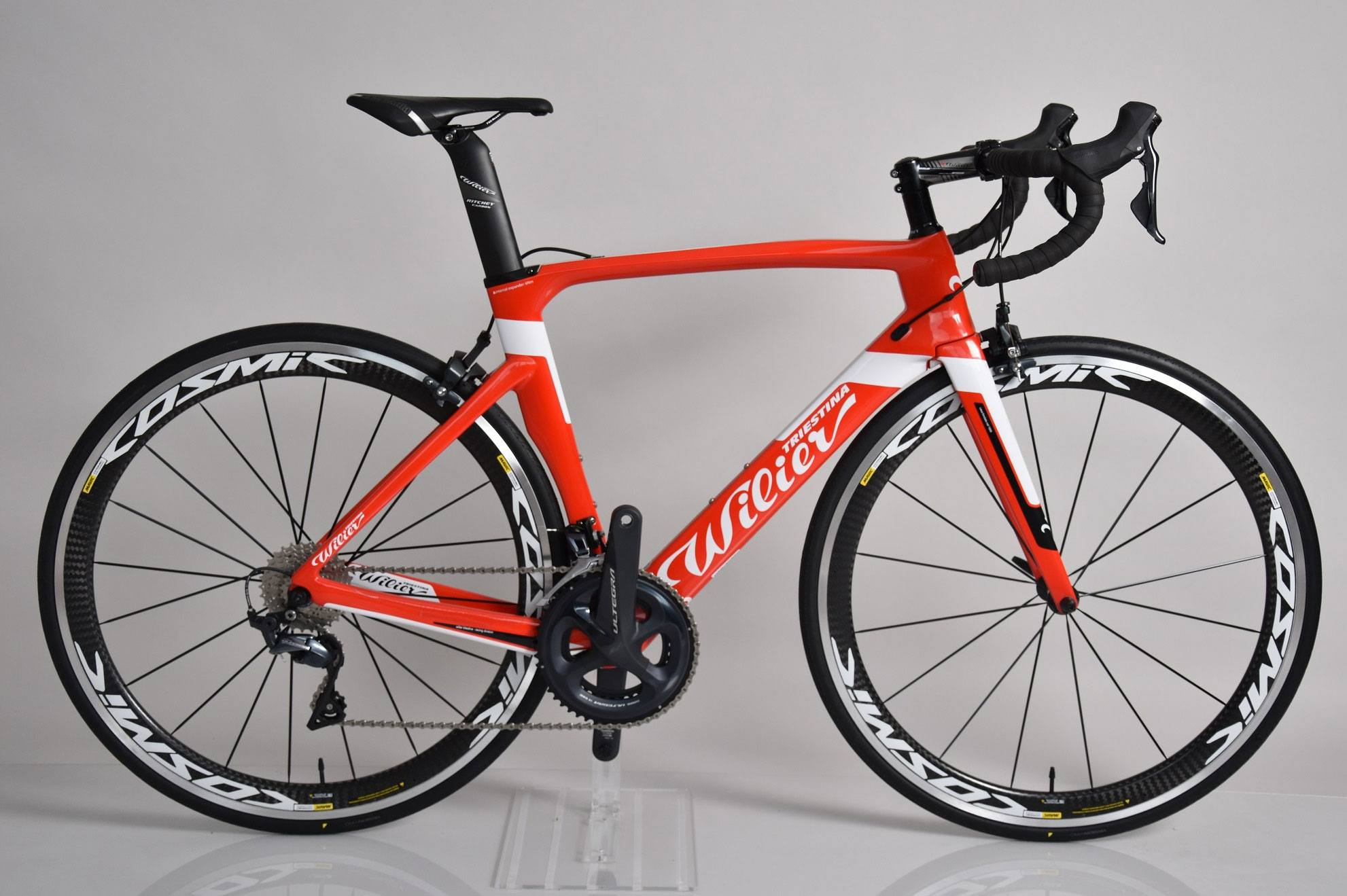 Kolo Wilier Cento 1 Air Ultegra <br> Cosmic Pro Carbon = 2.699€ !!!<br>