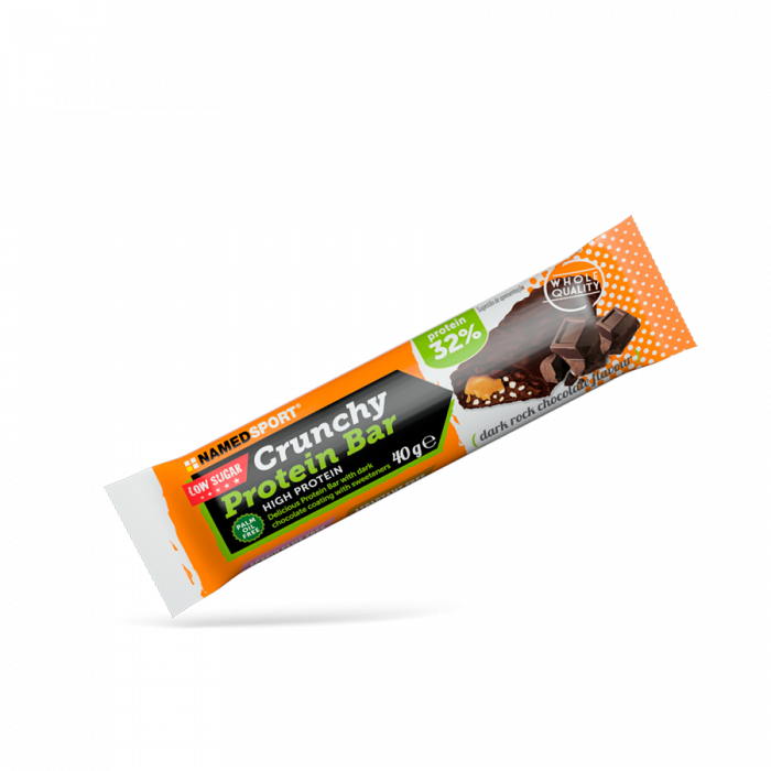 Named Proteinbar Crunchy Dark Rock